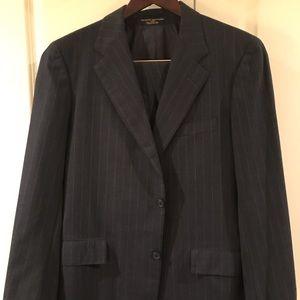 Brooks Brothers 346 Pinstripe Suit